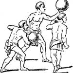 Roman ball games