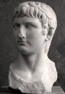 Germanicus in 4 BC (marble copy)