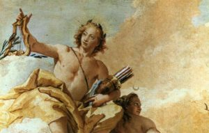 Apollo and Diana, Giovanni Battista Tiepolo (1757)