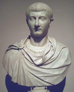 Portrait of Julius Caesar Drusus (13 BC–23 CE).